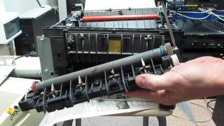 Almashtirish Teflon printer bu Kyocera ichida mil djning jamoa-1030D (1020D)