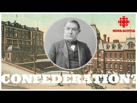 "CBC News ""The Future Of Nova Scotia""-Confederation"