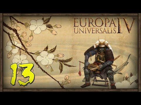 [13] Europa Universalis IV Glorious Nippon (Japan) Campaign!