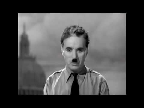 Император Мира (знаменитая речь Чарли Чаплина)