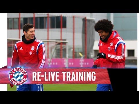 ReLive Training FC Bayern Dezember