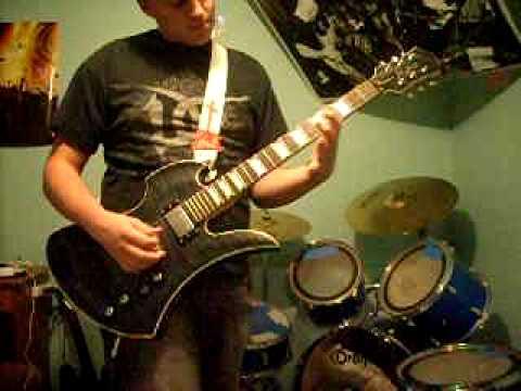 Headspinning Guitar Part