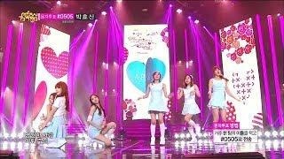 Gambar cover 【TVPP】Apink - Mr. Chu, 에이핑크 - 미스터 츄 @ Nominated rank 1st, Music Core Live