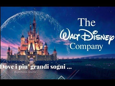The Walt Disney Company : Dove I Piu' Grandi Sogni Diventano Realta'...  Segreti...Part 1