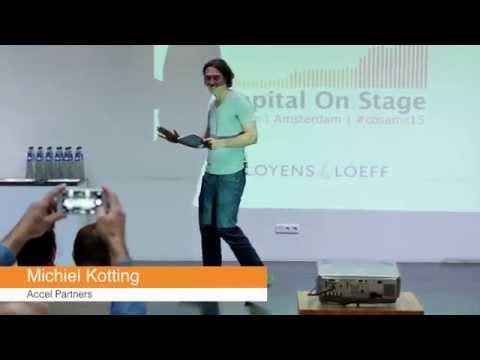 #10 Michiel Kotting – Accel Partners