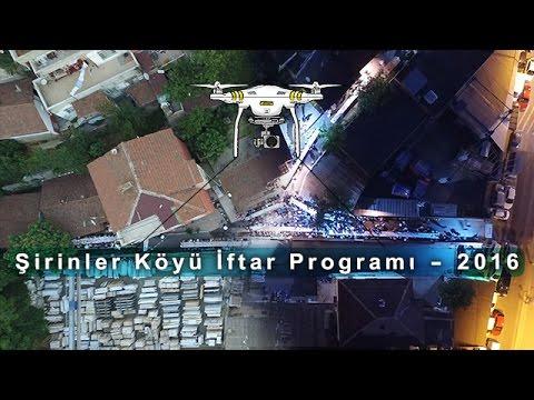şirinler köyü iftar programı  2016