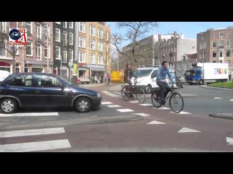 Amsterdam roundabout