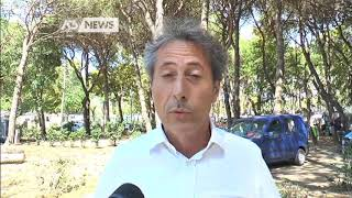 CAMPING DEVASTATO: «ANCORA DISAGI, TUTTO IN ORDINE PER FERRAGOSTO»
