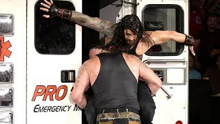Roman Reigns tried to murder a man and that's absolutely fine... Fo...