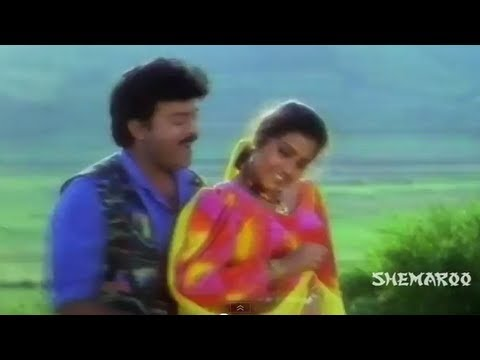 Mutamestri Telugu Movie | Anjanee Putruda Songs | Chiranjeevi | Meena | Raj Koti