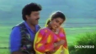 Mutamestri Telugu Movie  Anjanee Putruda Songs  Chiranjeevi  Meena  Raj Koti