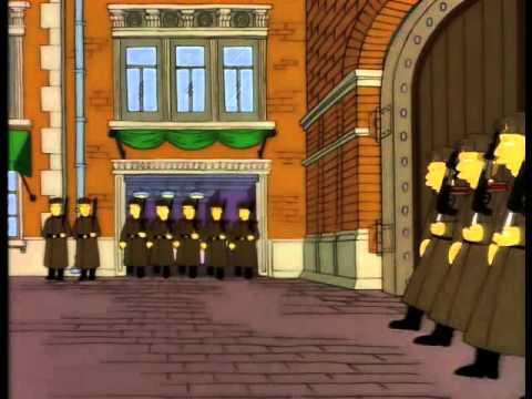 Simpsons Tide - Soviet Union