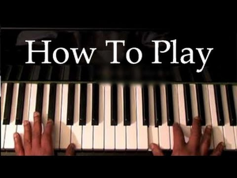 Backstreet Boys (Show Me The Meaning) Piano Tutorial ~ Piano Daddy ...