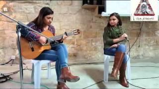 """هدي يا بحر هدي، غناء لينا منصور، وعزف رقية عابد، ضمن أمسية مشروع تصور العودة """" عُدنا"""""""