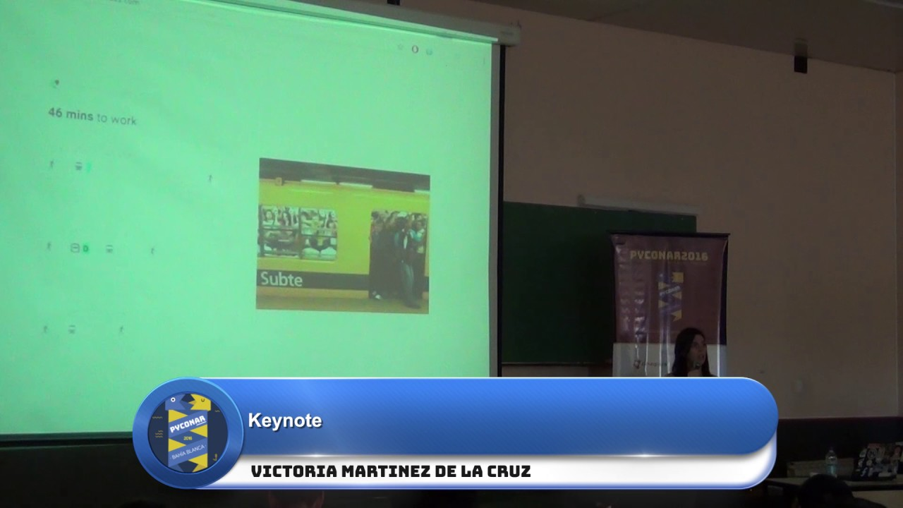 Image from Keynote por Victoria Martinez de la Cruz
