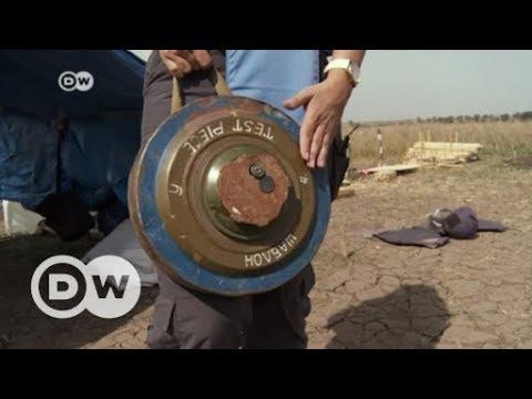 Ukraine: Landmines a