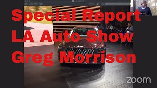 Special Report - LA Auto Show Report - Auto Talk Show - AutoNetwork Reports #242