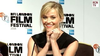 Reese Witherspoon Interview - Awkward Sex Scene - Wild Premiere