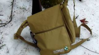 Budget Shoulder Bag for Hunting, Hiking, out on the Trail