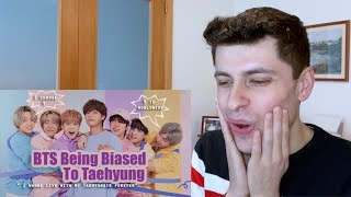 Singer/Songwriter Reacts to BTS (방탄소년단) being biased to Kim Taehyung (BTS V) for the First Time
