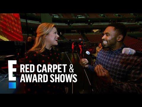 Kelly Clarkson Confirms She's a Goofball, Not a Rockstar | E! Red Carpet & Award Shows