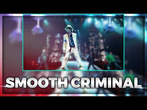 SMOOTH CRIMINAL - This Is It Tour (Fanmade) | Michael Jackson