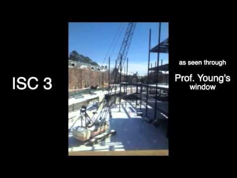 ISC3 Under Construction