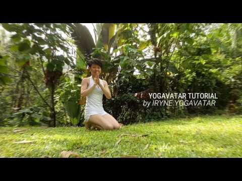 Yoga Tutorial: How to do Maksikanagasana (dragonfly pose)