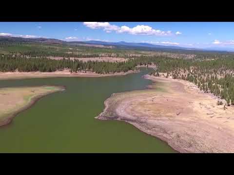 Thompson Reservoir Lake County Oregon