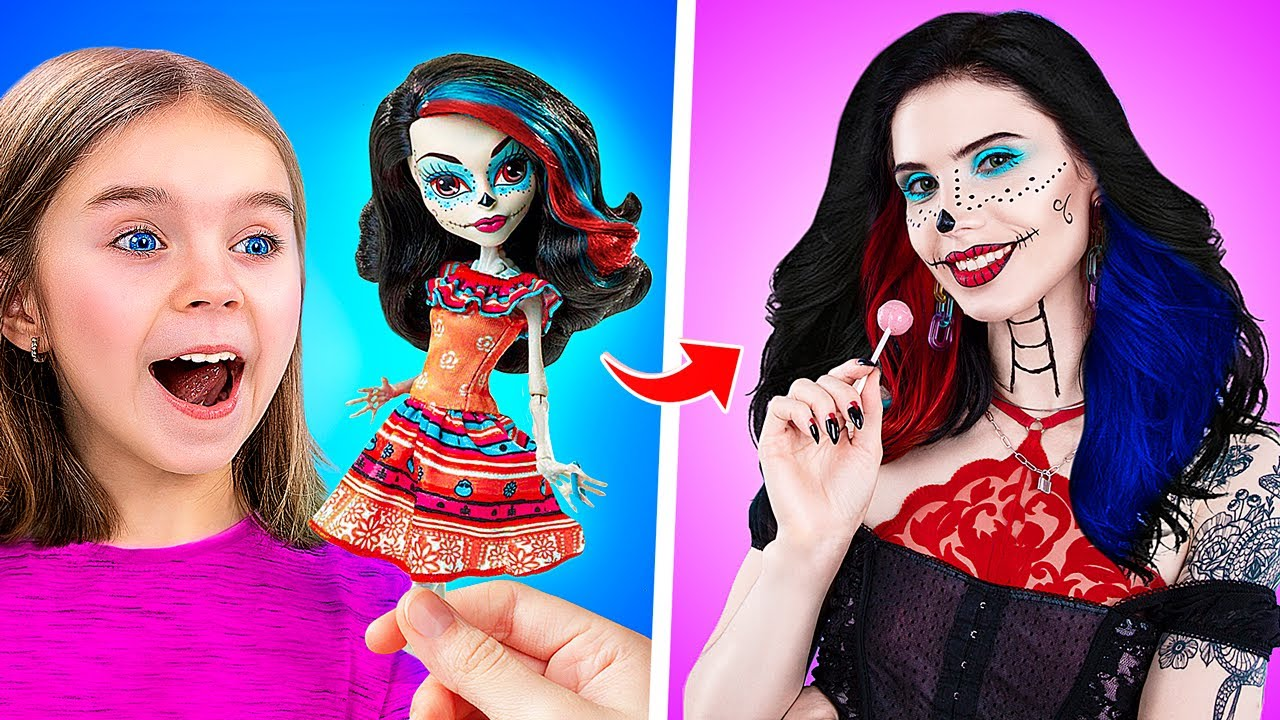 Download Perfect Ever BFF Sleepover/ Monster High Pranks