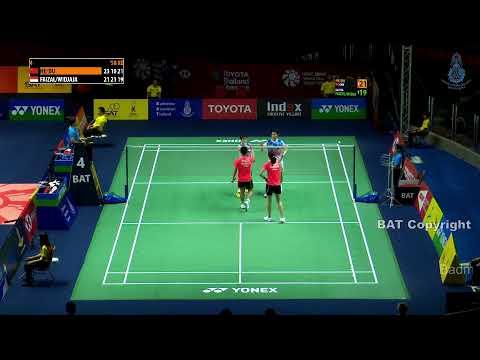 Court 4 TOYOTA Thailand Open 2019 DAY 3