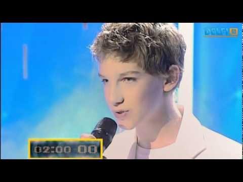 Ilja Aksionovas - You Raise Me Up -  2 minutes sloves (2 Minutes of Fame)