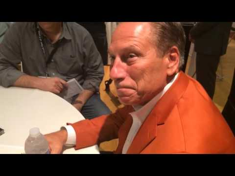 Tom Izzo talks about getting into the Hall of Fame