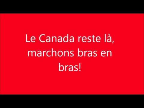 Oh 150 CANADA SONG FRANCAIS KARAOKE avec la voix
