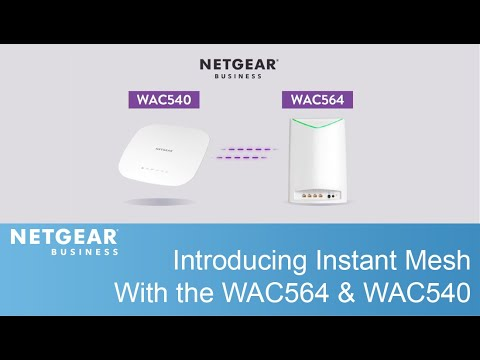 WAC564 - WiFi Extender | Insight Managed Wireless | NETGEAR