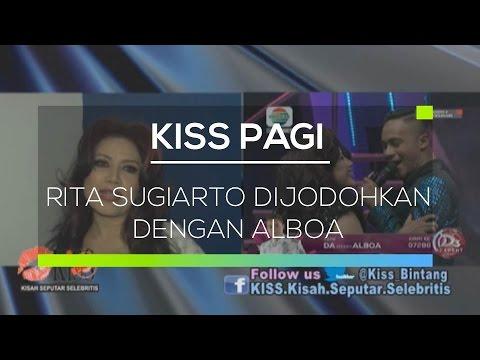 Rita Sugiarto Dijodohkan Dengan Alboa - Kiss Pagi 18/02/1