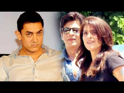 OMG! Shahrukh Khan Stopped Aamir Khan From Working With Kajol