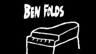 Ben Folds - Best Imitation of Myself (1990)