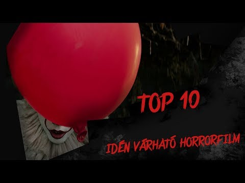 TOP 10 Idén Várható HORRORFILM