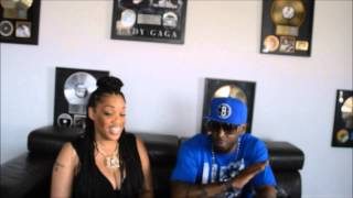 Yukmouth Hangs Out With Paparazzii Ready At The Sound Temple