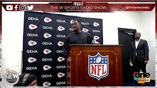 Kansas City Chiefs vs Baltimore Ravens Sunday Night Football Postgame Press Conference