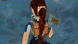 Tomb Raider: Fake Dagger (Niveles de autor). Nivel 5: Broken Submarine (1/1)