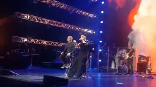 BANEV! & Ёлка - Будь со мной рядом . Концерт в Крокус сити холл 18.02.2017 г