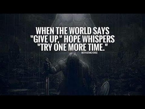 Best Motivational Quotes Never Give Up Think Different Youtube