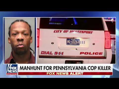 Community On Edge Amid Manhunt rahmael holt