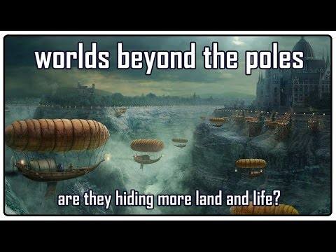 More land & more life on the flat earth: worlds beyond the poles