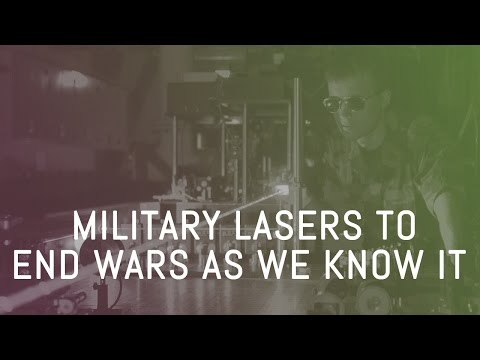 Military lasers to end wars as we know it | S1/E2: Life in 2030 podcast | Quantumrun.com