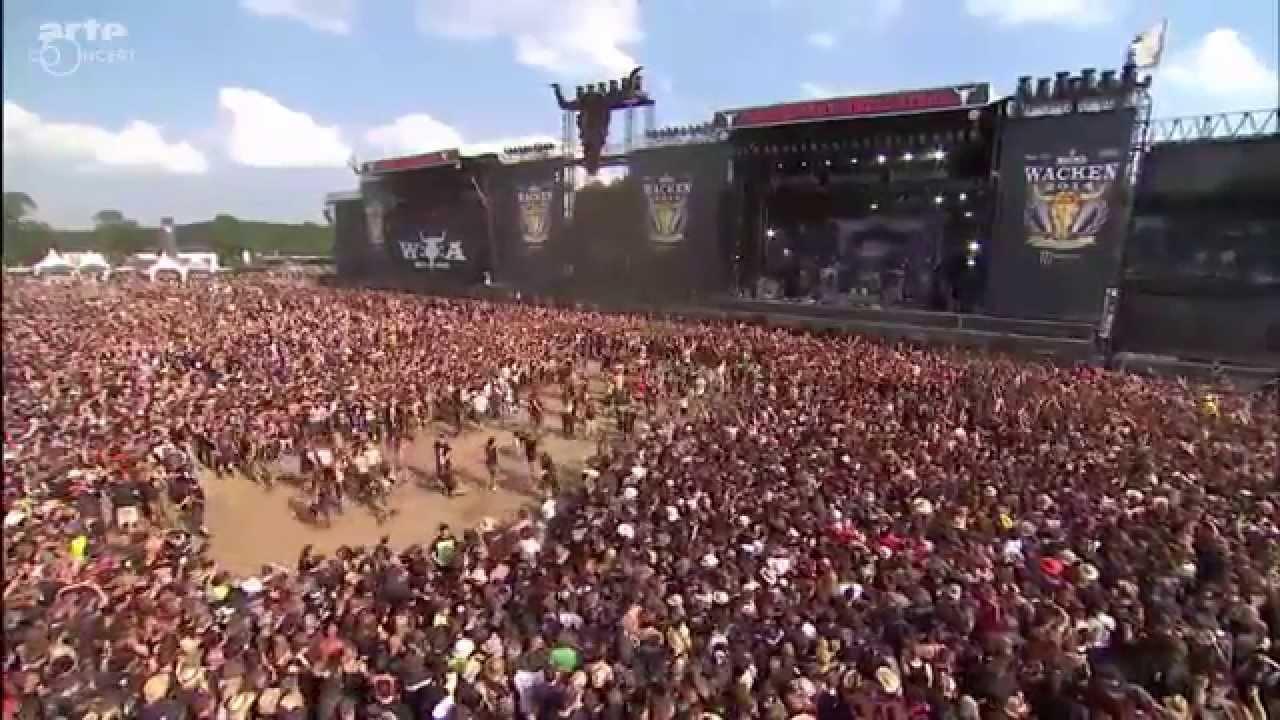 Heaven Shall Burn - Live (Wacken Open Air 2014) [Full ...