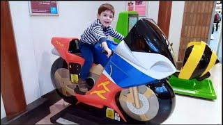 Ride on Motorbike*  Nursery Rhymes for Kids