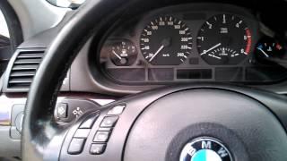 probleme demarrage BMW330 D
